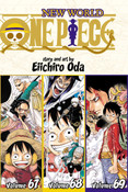 One Piece Omnibus Edition Manga Volume 23