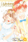 Honey So Sweet Manga Volume 8