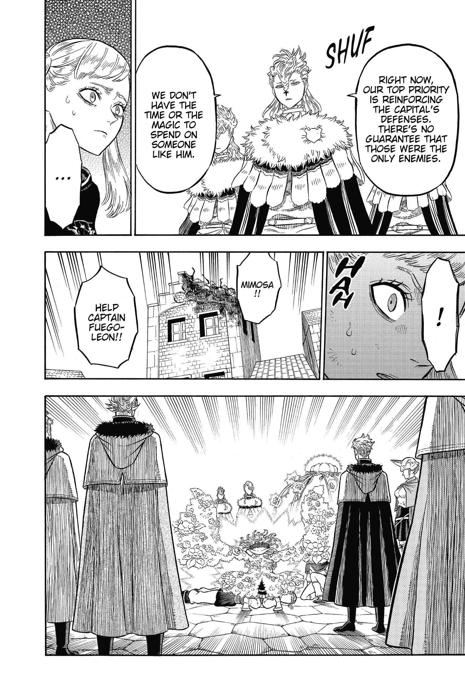 Black Clover Manga Volume 5