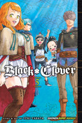 Black Clover Manga Volume 5