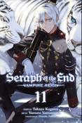 Seraph of the End Manga Volume 11