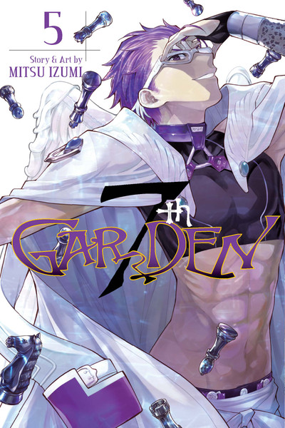 7th Garden Manga Volume 5