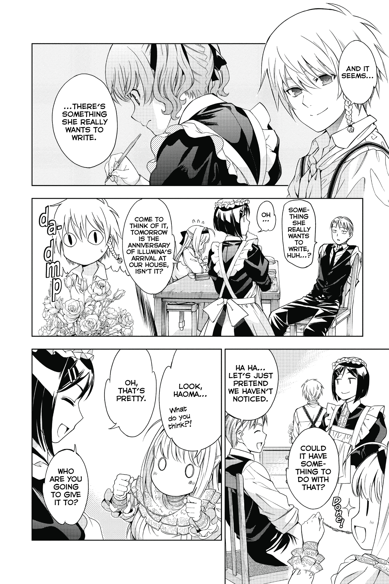 7th Garden Manga Volume 5