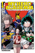My Hero Academia Manga Volume 8