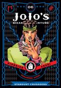 JoJo's Bizarre Adventure Part 3 Stardust Crusaders Manga Volume 6 (Hardcover)