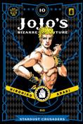 JoJo's Bizarre Adventure Part 3 Stardust Crusaders Manga Volume 10 (Hardcover)