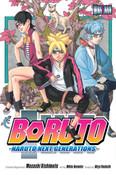 Boruto Manga Volume 1 + GWP