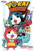 Yo-kai Watch Manga Volume 7