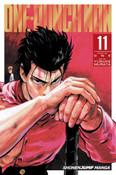 One-Punch Man Manga Volume 11