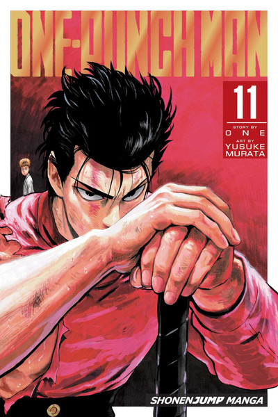 One-Punch Man Manga Volume 11