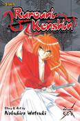 Rurouni Kenshin 3 in 1 Edition Manga Volume 2