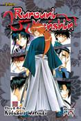 Rurouni Kenshin 3 in 1 Edition Manga Volume 3