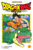 Dragon Ball Super Manga Volume 1