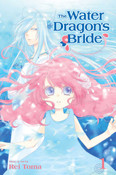 The Water Dragon's Bride Manga Volume 1