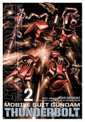 Mobile Suit Gundam Thunderbolt Manga Volume 2