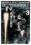 Mobile Suit Gundam Thunderbolt Manga Volume 3