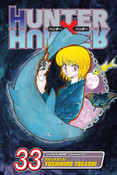 Hunter X Hunter Manga Volume 33