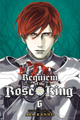 Requiem of the Rose King Manga Volume 6