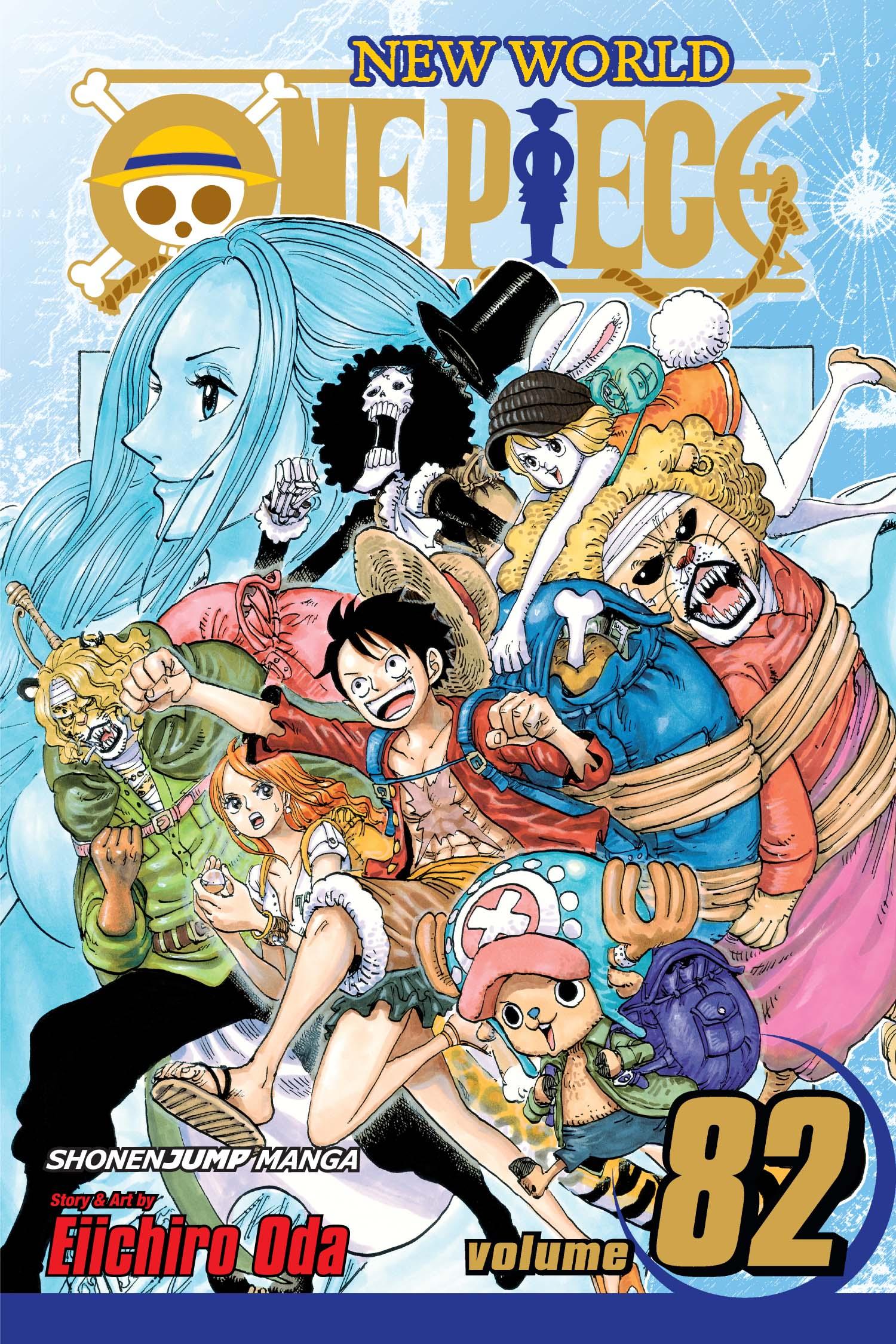 One Piece Manga Volume 67