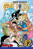 One Piece Manga Volume 82