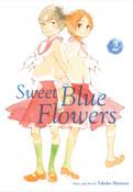 Sweet Blue Flowers Manga Volume 2