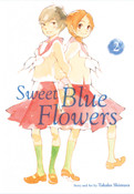 Sweet Blue Flowers Manga Volume 2