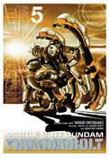 Mobile Suit Gundam Thunderbolt Manga Volume 5