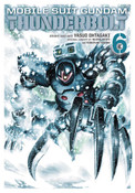 Mobile Suit Gundam Thunderbolt Manga Volume 6