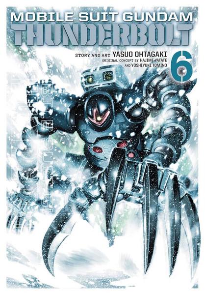 Mobile Suit Gundam Thunderbolt Manga Volume 6