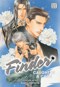 Finder Deluxe Edition Manga Volume 2