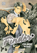 Finder Deluxe Edition Manga Volume 3