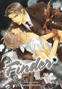 Finder Deluxe Edition Manga Volume 4