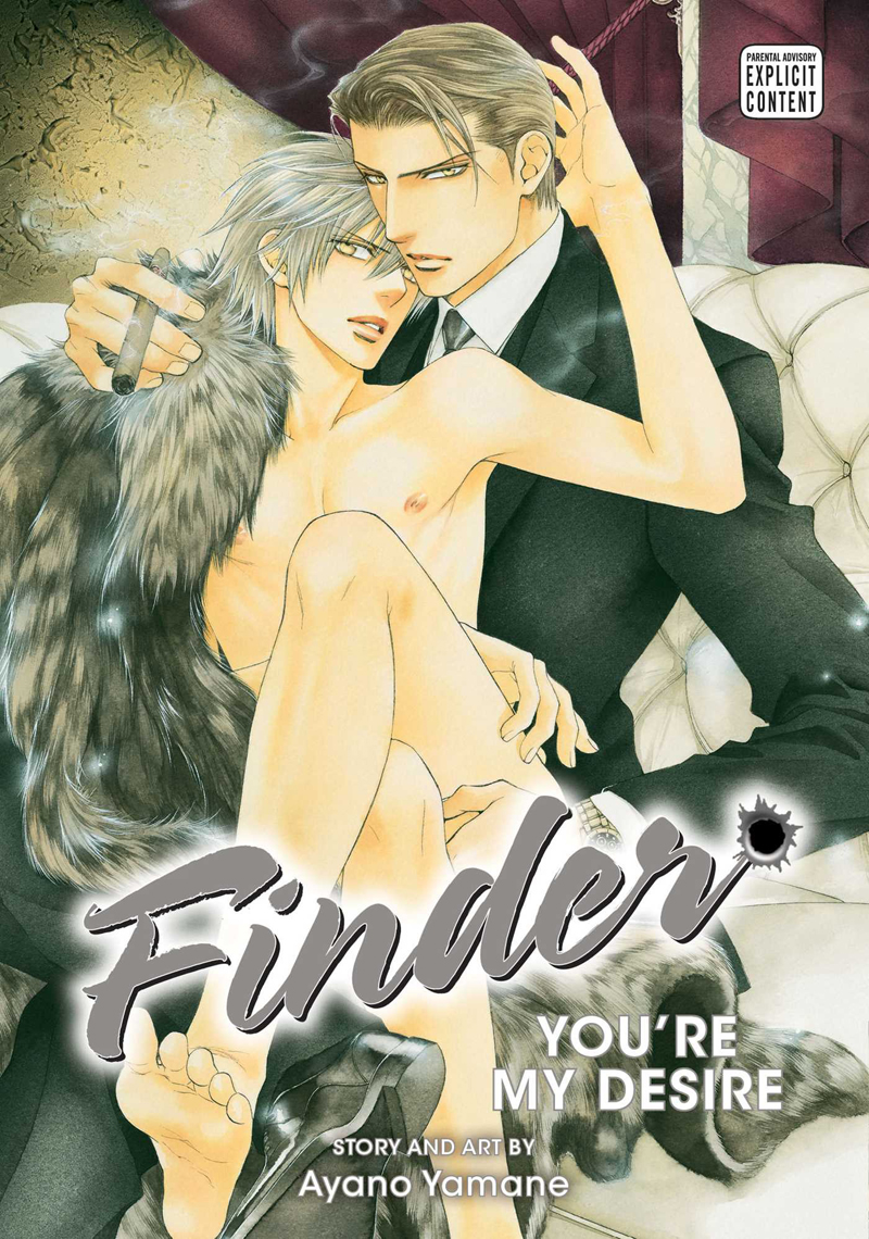 Finder Deluxe Edition Manga Volume 6
