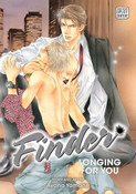 Finder Deluxe Edition Manga Volume 7