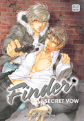 Finder Manga Volume 8