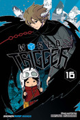World Trigger Manga Volume 16