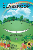 Assassination Classroom Manga Volume 20