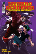 My Hero Academia Manga Volume 9