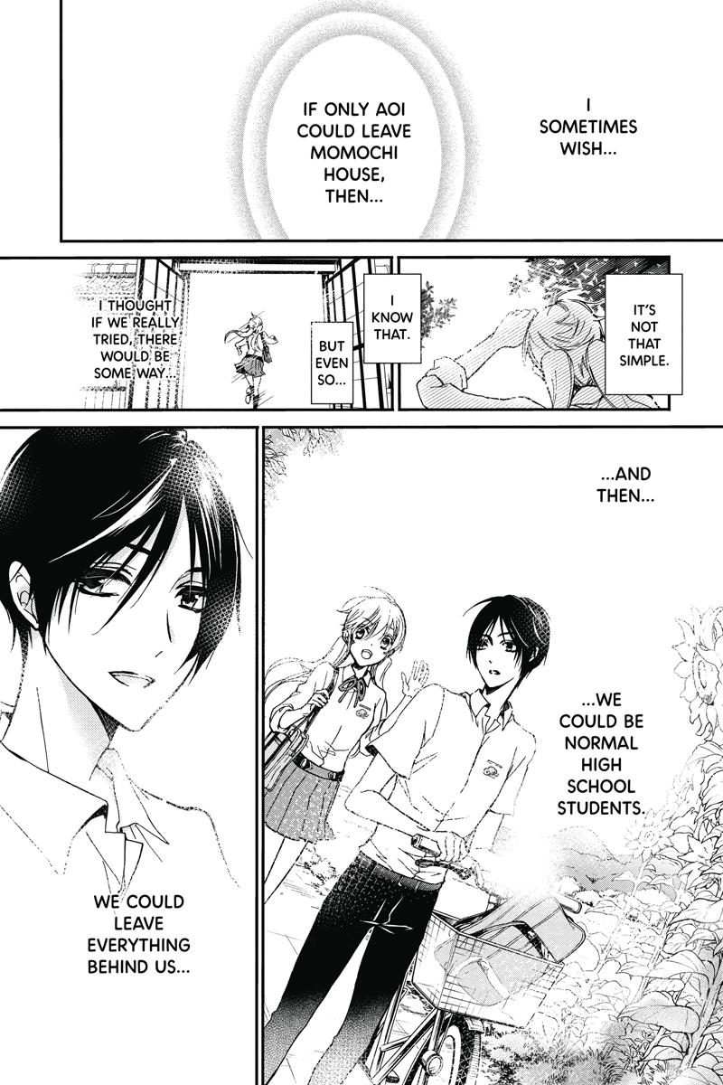 The Demon Prince of Momochi House Manga Volume 9