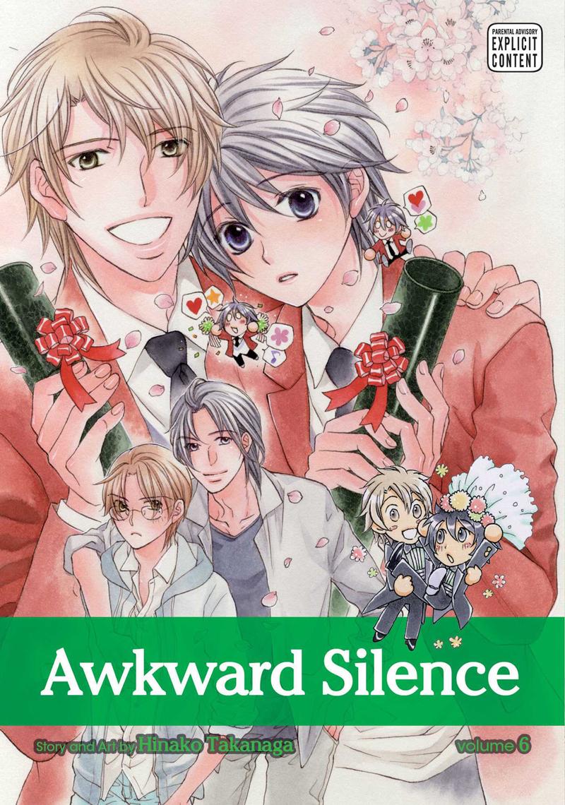 Awkward Silence Manga Volume 6
