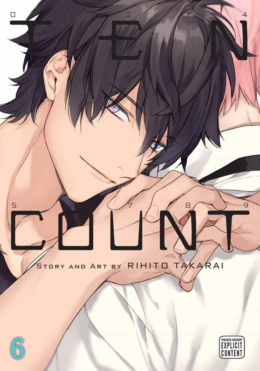 Ten Count Manga Volume 6