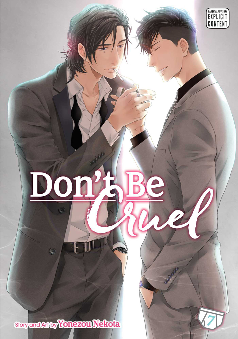 Don't Be Cruel Manga Volume 7