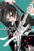 Anonymous Noise Manga Volume 8