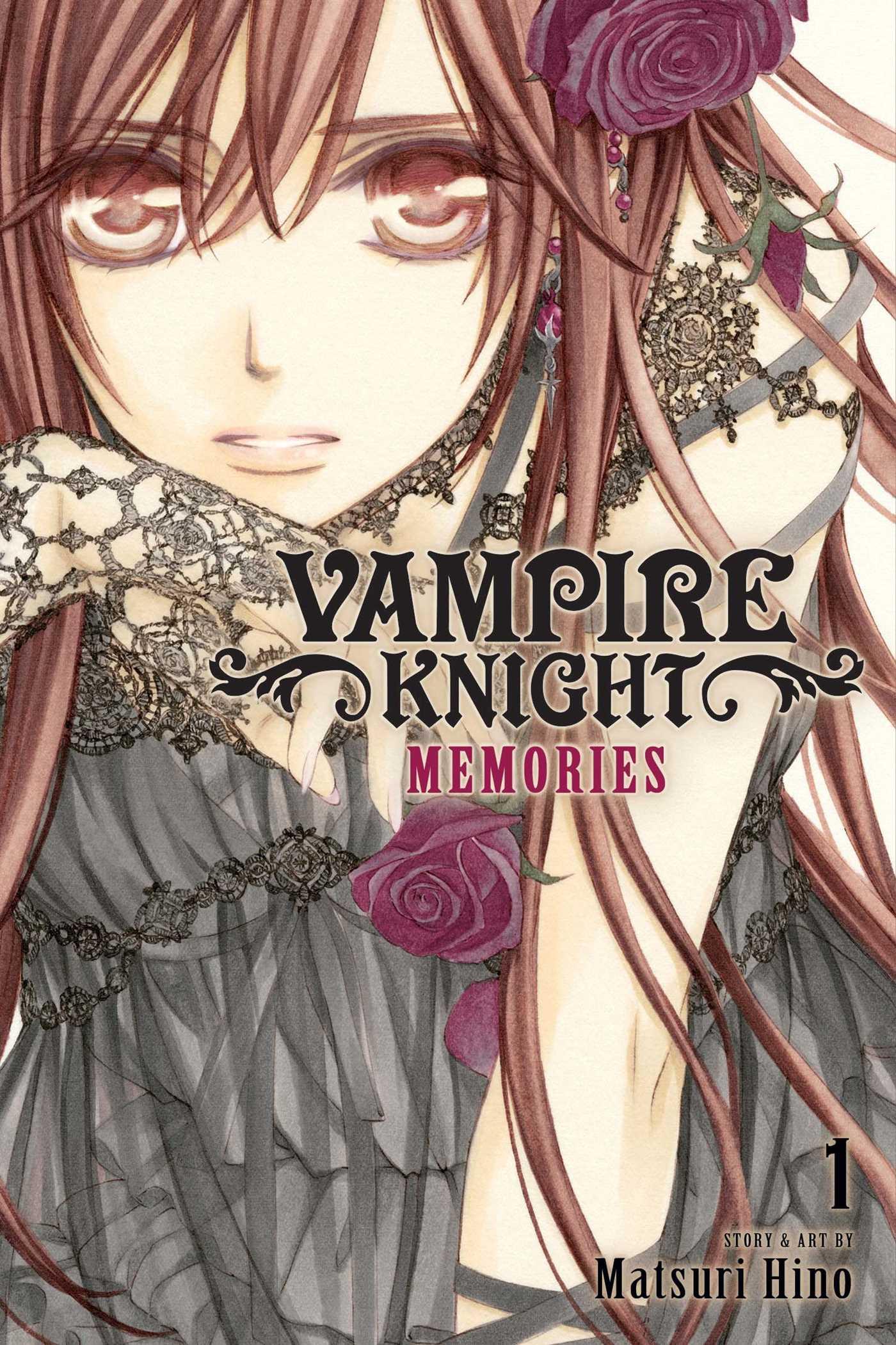 Vampire knight memories manga volume 1