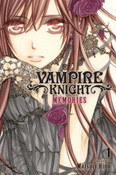 Vampire Knight Memories Manga Volume 1