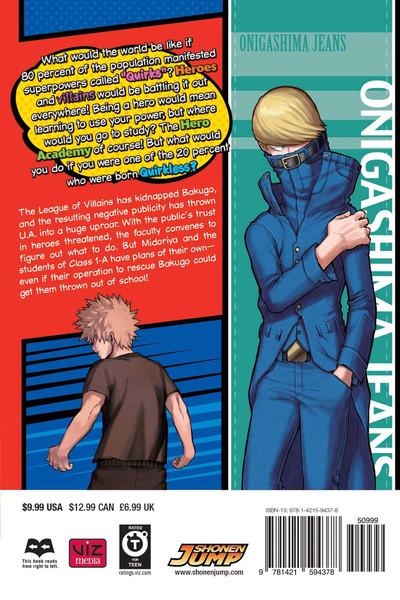 My Hero Academia Manga Volume 10