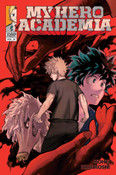 My Hero Academia Manga Volume 10