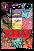 Toriko Manga Volume 40