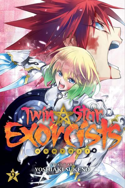 Twin Star Exorcists Manga Volume 9