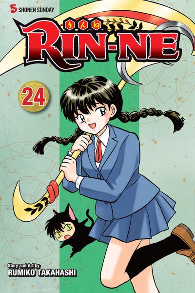 RIN-NE Manga Volume 24